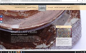 Keramik art studio